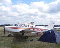 D-ELOU @ EBDT - Oldtimer Fly In Schaffen - Diest , Belgium , Aug 2013 - by Henk Geerlings