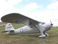 D-EKKR @ EBDT - Schaffen - Diest ,Belgium: Oldtimer Fly In , Aug 2013 - by Henk Geerlings