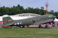 N7772 @ KOSH - Douglas DC-3C-49K [6338] Oshkosh-Wittman Regional~N 31/07/2008 - by Ray Barber