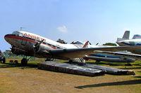 VH-ANH @ YMMB - Douglas DC-3C-50 [4120] (Ansett) Moorabbin~VH 21/03/2007