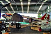 VH-ANR @ YCDR - Douglas DC-3C-49H [1944] Caloundra~VH 19/03/2007