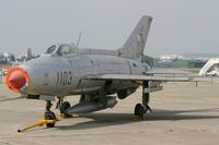 1103 @ LFPB - Aéro S-106 (Mig 21F-13), Air & Space Museum Paris-Le Bourget (LFPB) - by Yves-Q