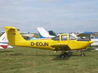 D-EOJN @ EBDT - Schaffen - Diest Oldtimer Fly In , Belgium , Aug 2013 - by Henk Geerlings