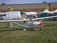 D-KATD @ EBDT - Schaffen - Diest Oldtimer Fly In , Belgium , Aug 2013 - by Henk Geerlings