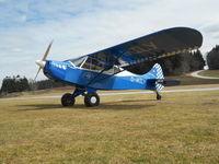 D-MILY @ EDPS - Great little Bushplane - by Milydriver