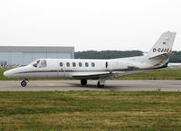 D-CJJJ @ LFBO - Taxiing to the General Aviation area... - by Shunn311