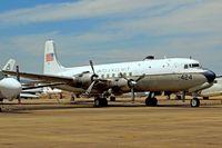128424 @ KNPA - Douglas DC-6C-118B [43207] Pensacola NAS~N 10/04/2010