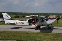 D-EVBE @ LOAG - Cessna 206