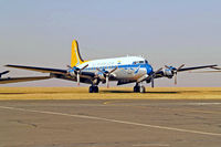 ZS-AUB @ FAGM - Douglas DC-4-1009 Skymaster [42984] (South African Airways Historic Flight) Johannesburg-Rand~ZS 21/09/2006