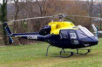 G-CAMB @ EGBC - Aerospatiale AS.355F2 Ecureuil II [5416] Cheltenham~G 13/03/2008