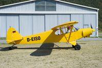 D-EISO @ LIDB - Belluno airfield - by Joop de Groot