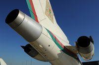 XT-BFA @ LOWW - Burkina Faso Government Boeing 727-200 - by Dietmar Schreiber - VAP
