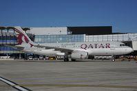 A7-AHE @ LOWW - Qatar Airways Airbus 320 - by Dietmar Schreiber - VAP