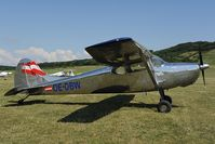 OE-DBW @ LOAS - Cessna 170