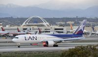 CC-BDL @ KLAX - Arriving at LAX - by Todd Royer