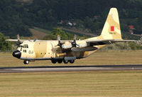CNA-OJ @ LOWW - Moroccan Air Force C-130 - by Thomas Ranner