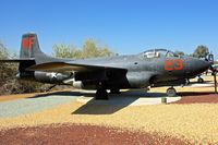 124630 @ KNKX - Displayed at the Flying Leatherneck Aviation Museum in San Diego, California - by Terry Fletcher
