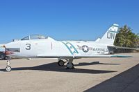 135883 @ KNKX - Displayed at the Flying Leatherneck Aviation Museum in San Diego, California