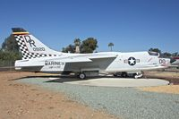 150920 @ KNKX - Displayed at the Flying Leatherneck Aviation Museum in San Diego, California