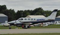 N340RJ @ KOSH - Airventure 2013