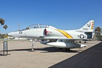 158467 @ KNKX - Displayed at the Flying Leatherneck Aviation Museum in San Diego, California