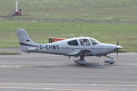D-EHMS @ EDDL - Private, Cirrus SR-22T, CN: 302 - by Air-Micha