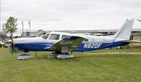 N82DF @ KOSH - Airventure 2013