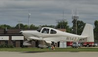 N142JH @ KOSH - Airventure 2013 - by Todd Royer