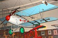N3767A - San Diego Air & Space Museum, Balboa Park, San Diego, California