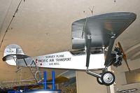 N2532 - SAN DIEGO AEROSPACE MUSEUM