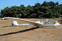 D-KHKG @ EBKH - Grob G.103C Twin IIISL [35036] Kieheuvel~OO 16/08/2002 - by Ray Barber