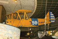N1301M - Exhibited at the Air and Space Museum , Balboa Park , San Diego , California