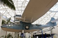 N5590V - Exhibited at the Air and Space Museum , Balboa Park , San Diego , California