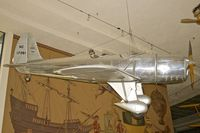 N17361 - Exhibited at the Air and Space Museum , Balboa Park , San Diego , California