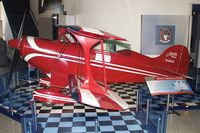 N4HS - Exhibited at the Air and Space Museum , Balboa Park , San Diego , California
