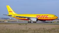 OO-DLD @ EDDF - departure via RW18W