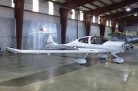 N945PC @ MAF - In the CAF hangar at Midland International.