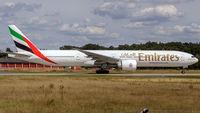 A6-ECQ @ EDDF - departure via RW18W