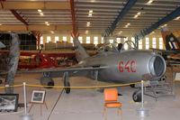 N40BM @ 5T6 - At the War Eagles Museum - Santa Teresa, NM