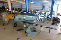 N57JB @ 5T6 - At the War Eagles Museum - Santa Teresa, NM