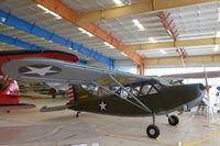 N40002 @ 5T6 - At the War Eagles Museum - Santa Teresa, NM