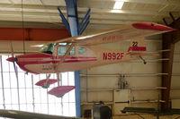 N992F @ 5T6 - At the War Eagles Museum - Santa Teresa, NM