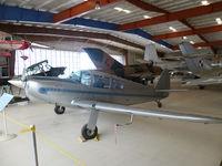 N80649 @ 5T6 - At the War Eagles Museum - Santa Teresa, NM