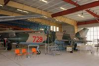 729 @ 5T6 - At the War Eagles Museum - Santa Teresa, NM