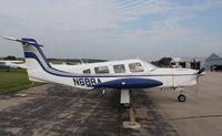 N688A @ KBUU - Piper PA-32RT-300T