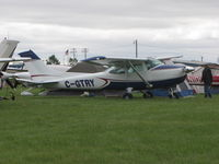C-GTRY @ KOSH - in the camp grounds at Oshkosh - by steveowen