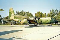 743 @ LGEL - Lockheed C-130H Hercules [4665] (Greek Air Force) Elefsis~SX 03/04/1998 - by Ray Barber