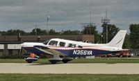 N356VA @ KOSH - Airventure 2013