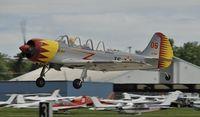 N73KS @ KOSH - Airventure 2013