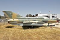 9099 @ KSEE - At Air & Space Museum Annexe , Gillespie Field , San Diego - by Terry Fletcher